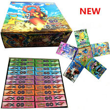 100 pcs/set NEW Pokemon TCG Card lot Rare Not repeating Children's game cards