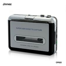 Jennez CP022 Cassette Tape Player & Converter  Converting Device