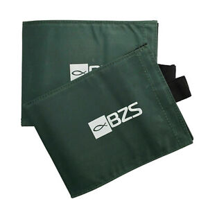2 x New BZS 15 Pocket Sea Fishing Rig wallets Storage Sea Beach Fishing Tackle