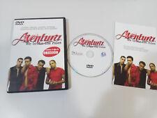 AVENTURA WE BROKE THE RULES OBSESION DVD VIDEOS CONCIERTOS EXTRAS 2004