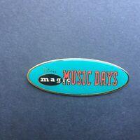 Older Magic Music Days Disney Pin 2990
