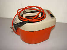 Gonfleur vintage Black & Decker orange 1970 / 80 - Compresseur garage atelier