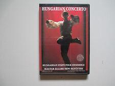 HUNGARIAN CONCERTO-HUNGARIAN STATE FOLK ENSEMBLE-RARE DVD-REGION 1
