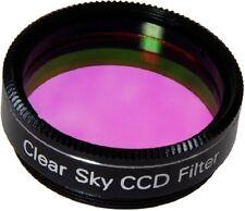 "OVL 1.25"" Clear Sky CCD Filter ,London"