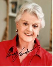 ANGELA LANSBURY Signed Autographed MURDER, SHE WROTE JESSICA FLETCHER Photo