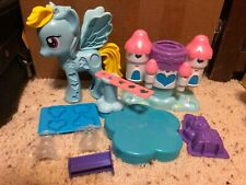Care Bears My Little Pony King Friday Play Doh lot / accessories molds