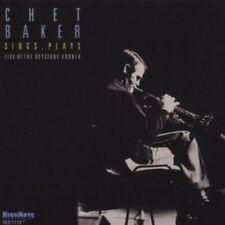 Chet Baker - Sings, Plays: Live at the Keystone Korner [CD]