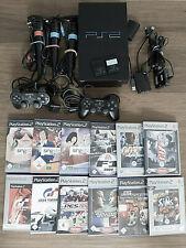 Sony Playstation 2 mit Zubehörpaket und 12 Spielen