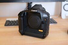 Canon 1Ds Mark III 21mpx , con caricatore, scatola, tracolla.