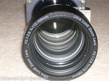 SANYO LNS-T32 PLC-XP57/XP100/XP200 projecteur lcd ultra long zoom lens