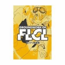Flcl Ekonte Storyboard Arte Illustrazioni Groundwork Di Flcl
