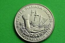 2009-P  BU  Mint State (NORTHERN MARIANA ISLAND) US Territory Quarter