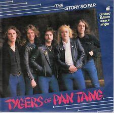 "Tygers Of Pan Tang - 7"" P/S Ltd Edit 3 Track - The Story So Far -MCA 692 ("