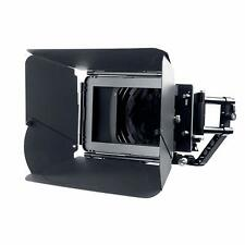 Movo MB400 MK II Professional Matte Box with Swing-Away Arm & French Flags