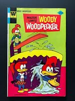 WOODY WOODPECKER #138 WHITMAN COMICS 1974 VF+