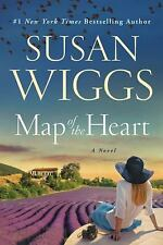 Map of the Heart : A Novel by Susan Wiggs - NEW HARDCOVER - LOWEST PRICE ONLINE!