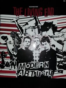 MS04066 Selections From The Living End Modern Artillery Pvg Songbook Sheet Music