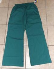 New Nwt Womens Plus 3X 22 / 24 Green Nurse Medical Dental Hospital Scrub Pants