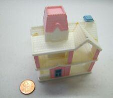 PLAYSKOOL Dollhouse MINIATURE REPLICA PLAYHOUSE ~ Mini Victorian House RARE
