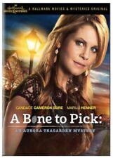 A Bone to Pick An Aurora Teagarden Mystery (Candace Cameron Bure) Region 1 DVD