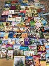 100 Children's Picture Books Lot Munsch Caldecott Kindergarden 1st Grade Teacher