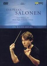 Esa-Pekka Salonen - In Rehearsal (L. A. Philharmonic Orchestra) (NTSC)