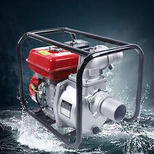 Portable 75hp 4 Stroke Gasoline Gas Powered 36l Water Transfer Pump Irrigation