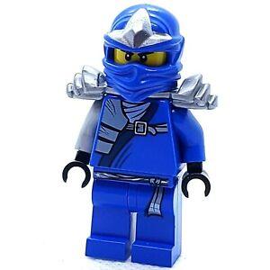 LEGO Minifigure Jay ZX with Armor njo047 Ninjago Blue Ninja