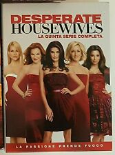 Desperate Housewives - Serie TV - Stagione 5 - Cofanetto Con 7 Dvd - Nuovo