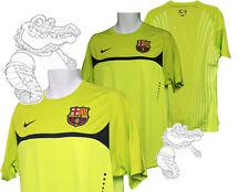 Nuevo Nike Barcelona Entrenamiento de fútbol Previo Partido Camisa Zest M