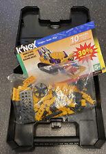 K 'nex imaginar 10 modelo conjunto de construcción en Caja De Almacenamiento/Estuche Nuevo Y En Caja