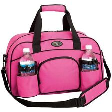 Pink Bag Sports Duffle Tote Bag, Workout Gym Bag, Yoga Bag for Woman