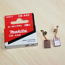 Makita Carbon Brushes CB440 =CB436 = CB448 Makita  for BDF440 BDF441 BHP451