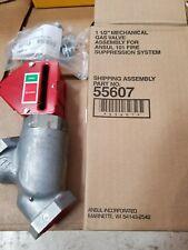 "Ansul Part # 55607 1 1/2"" Mechanical Gas Valve Assembly"