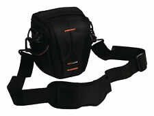 Universal Digital DSLR SLR Camera Shoulder Case Pouch Bag with Rain Cover