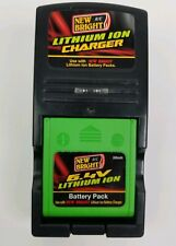 New Bright 6.4V Lithium-Ion Rechargeable R/C Battery Pack + Charger (A587500493)
