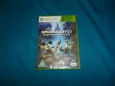 Microsoft Xbox 360 Disney Video Games with Manual