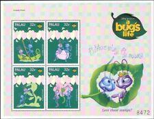 "Palau 1998 ""Bug's Life""/Disney/Films/Cinema/Animation/Insects 4v sht (b798x)"