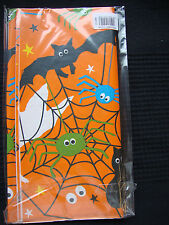 Halloween Paper Disposable Tablecover Party CHEAP Square Halloween Tablecloth