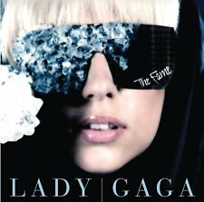 LADY GAGA THE FAME CD 2008 SYNTHPOP DANCE POP NEW SEALED