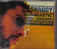 Shaggy-Boombastic remix versions cd maxi single