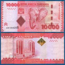 TANSANIA  / TANZANIA 10.000 Shillingi (2010) UNC P. 44 a