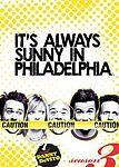 Its Always Sunny in Philadelphia  Seasons 3 Three DVD 20033-Disc Set NEW SEALED