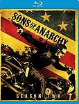 Sons of Anarchy: Season Two (Blu-ray Disc, 2010, 3-Disc Set)