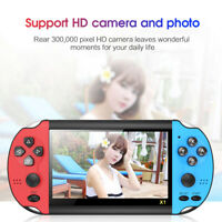 4.3'' Game Console Retro Nostalgic Handheld Game Console 8G Built in 10000 Game