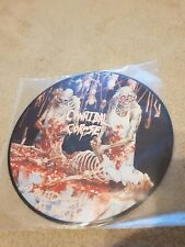 Cannibal Corpse Butchered at Birth ORIG. PIC PICTURE LP