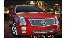 Cadillac STS 2008 2009 E&G HEAVY MESH Grille 2 Pc. 1006-0104-08