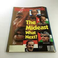 Newsweek Magazine: Dec 5 1977 - The Mideast: What Next? Begin, Hussein, Arafat