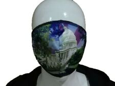 (PACK OF 20)NEW  ADULT/ TEENAGERS SUBLIMATED MASK MADE OF POLYESTER FABRIC