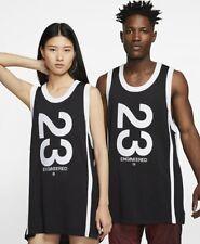 Nike Jordan 23 Engineered Basketball Jersey Vest Men's Size X Large AT9781 010